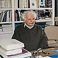 Yves bonnefoy (1923 - 2016) : le myrte