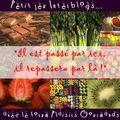 Muffins frambistache ** jeu interblogs n°4**