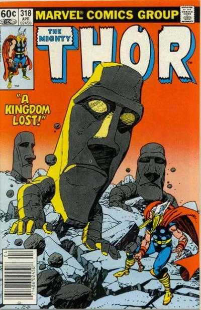 mighty thor 1966 318