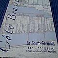 Le saint-germain : le bon plan des fins gourmets à angoulême !