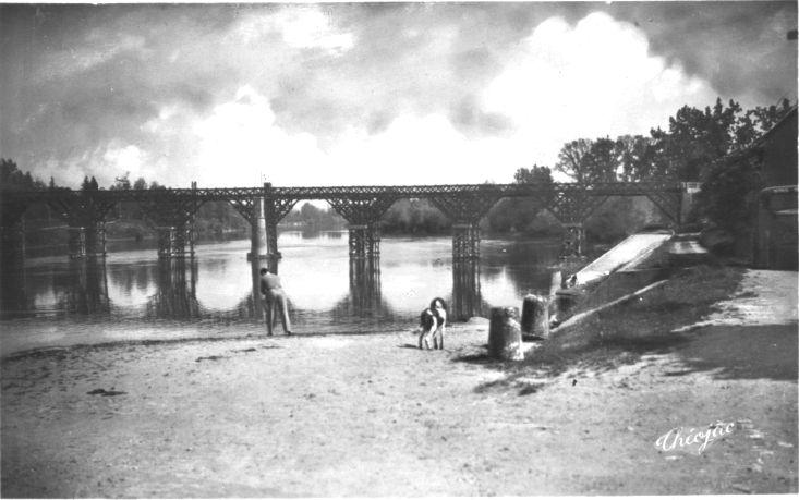 1949 - Pont actuel 1
