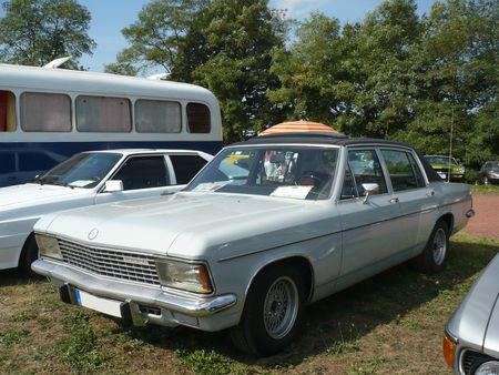 OPEL Admiral B 2800E 1971 Créhange (1)