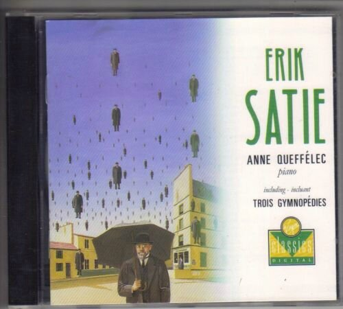 Erik Satie 3 gymnopédies