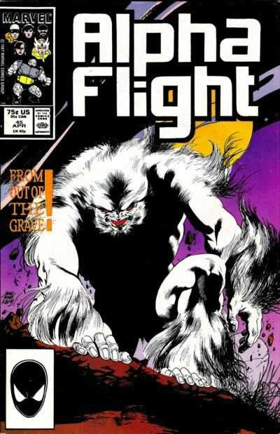 alpha flight 045