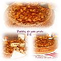 Pudding de pain perdu, le dessert de mon enfance...