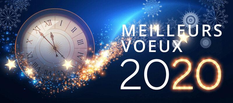 MEILLEURS-VOEUX 2020