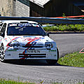 2011 : Rallye des Bornes ES 1