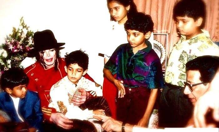 with aditya tackeray, Bal'sgrandson and other tackeray kids