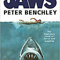 Jaws (les dents de la mer) de peter benchley
