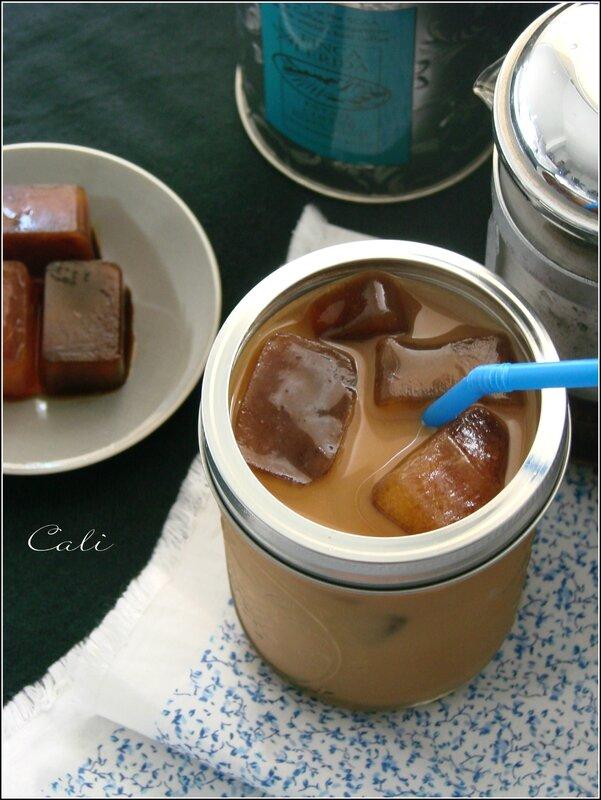 Café Glacé au Lait d'Avoine 004