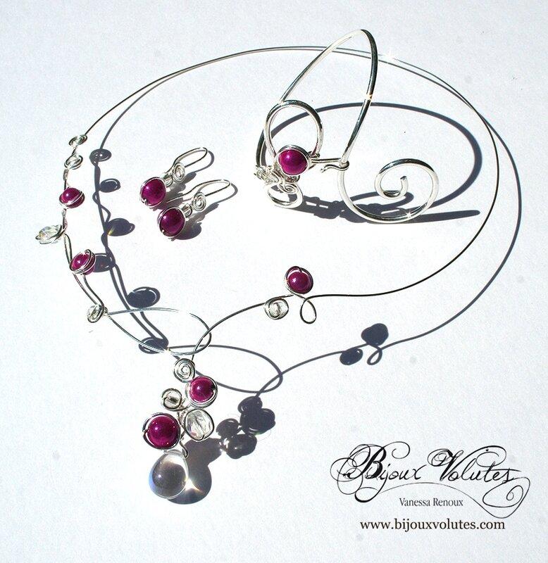 parure-bijoux-mariage-fuchsia-celeste-volute