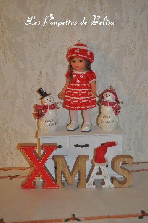 Des guirlandes pour Noël...