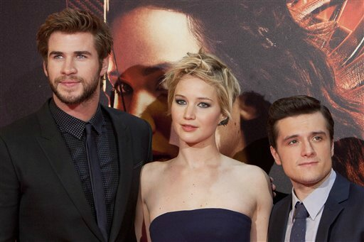 Catching Fire Premiere Madrid06