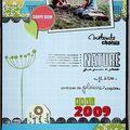 Page pour le 300ème article sur le blog de lilou