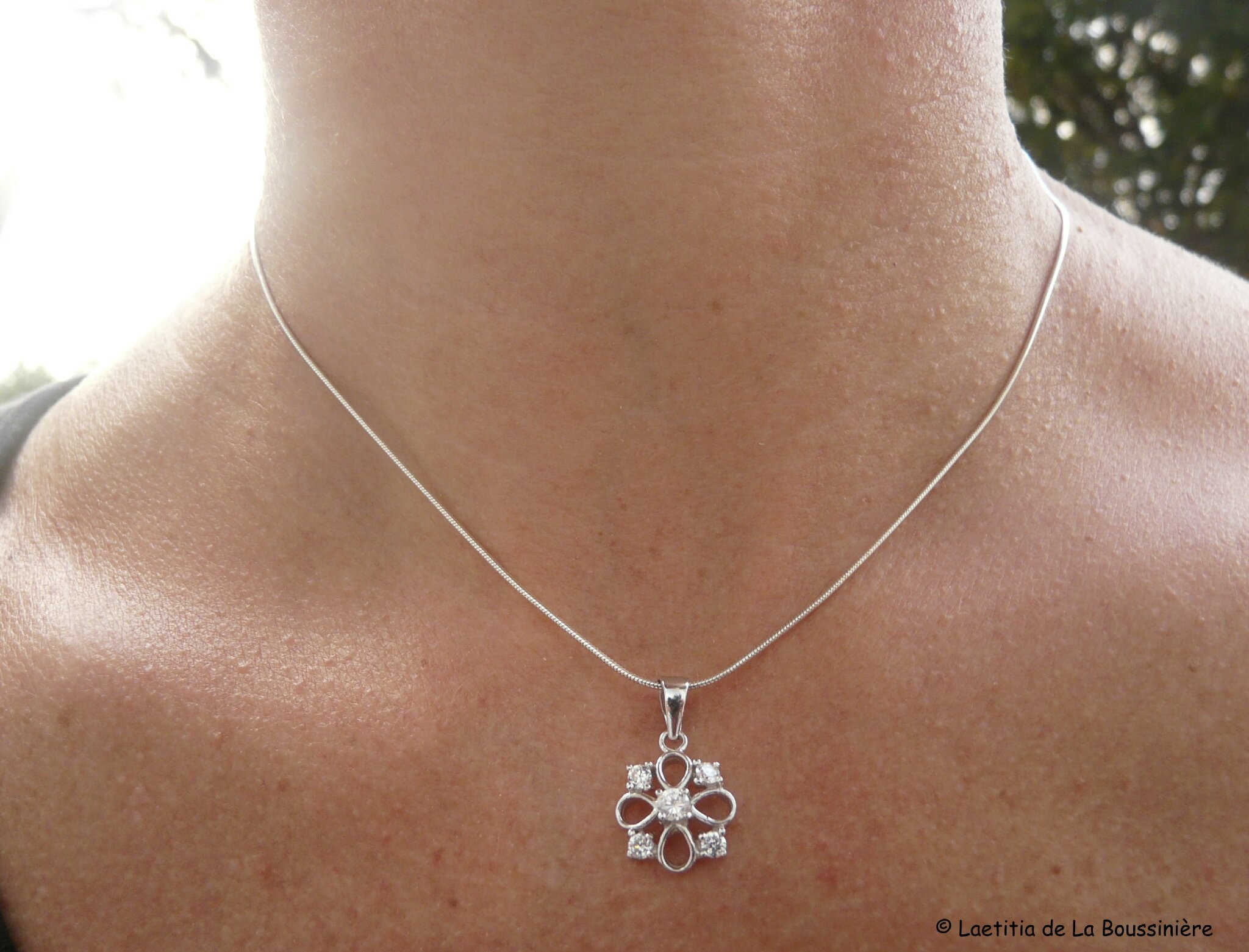 Collier Sophie - 29 €