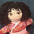 Small world... ma poupée d'asie