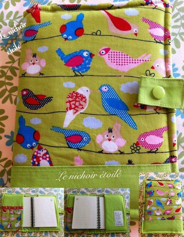 le nichoir étoilé carnet oiseaux