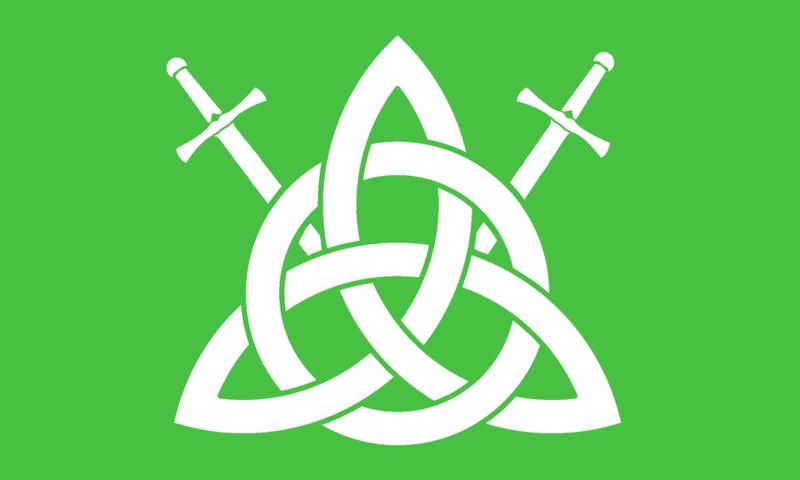 Flag for Ancient Celtic Civilizations