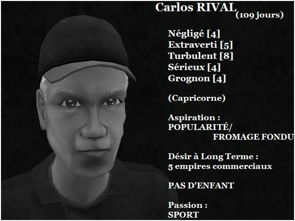 Carlos RIVAL