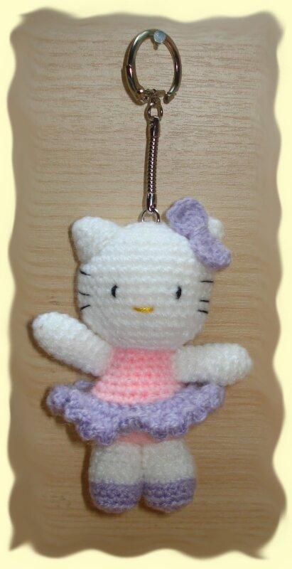 Hello Kitty danseuse