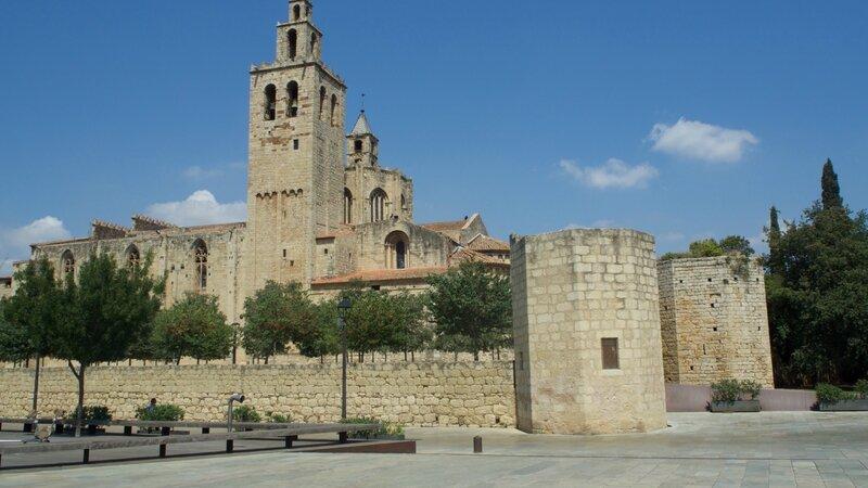 Sant Cugat centre
