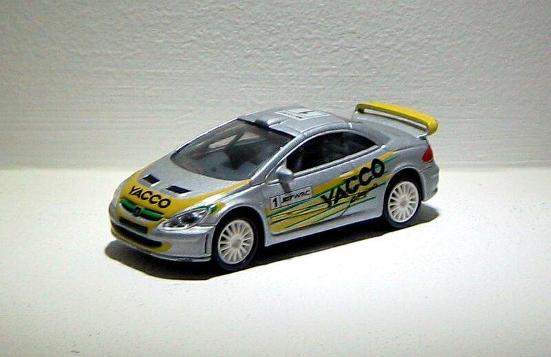 Peugeot 307 WRC (Norev) 02