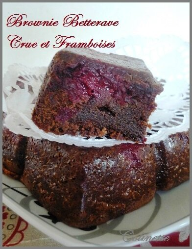 brownies betterave framboises 01