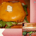 Sandwich au bacon et fromages {kfreen}