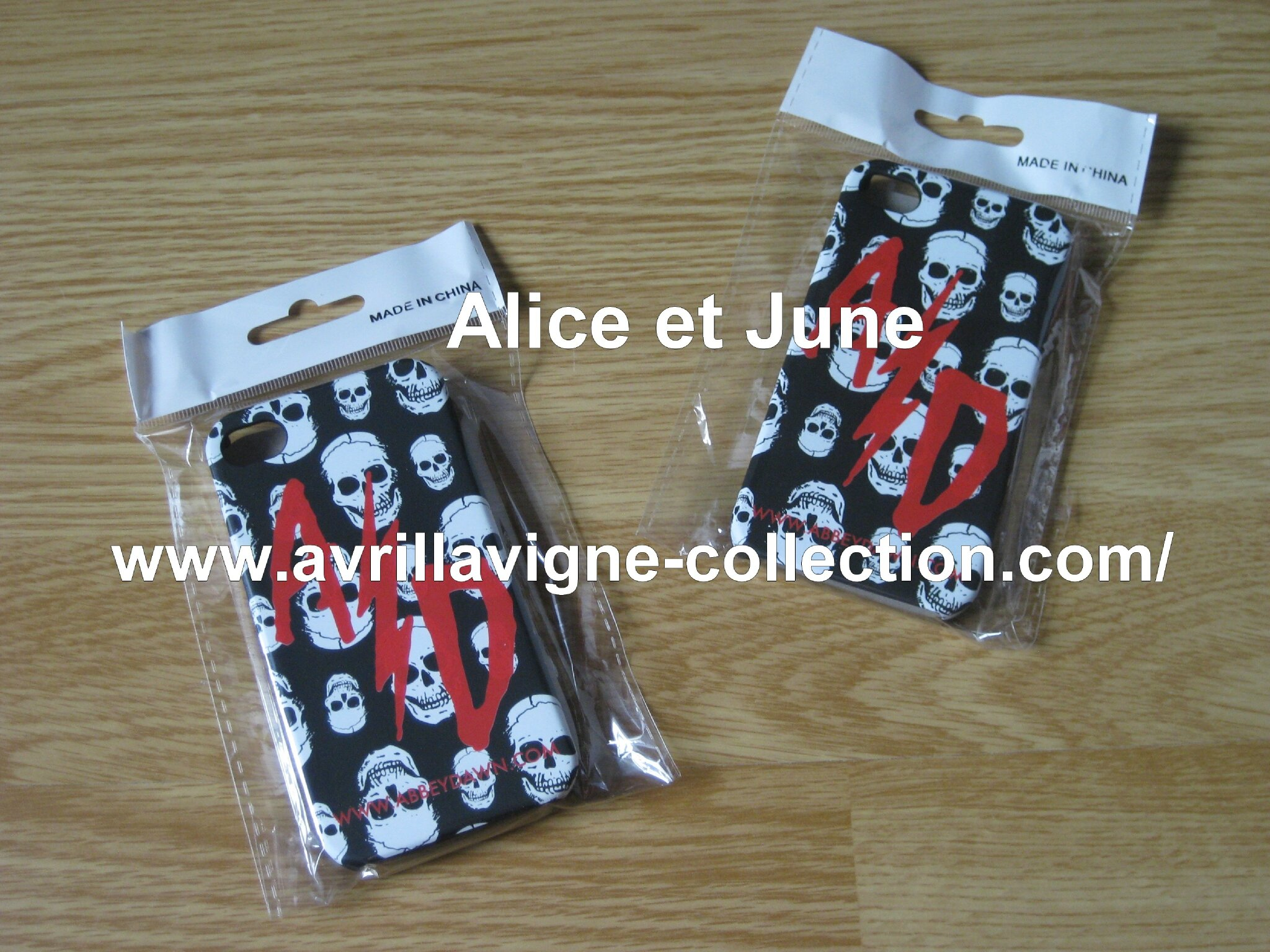 Coque iPhone 4 Abbey Dawn (collection printemps 2013)