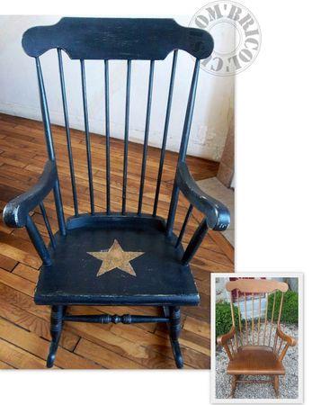 Rocking chair AV-AP