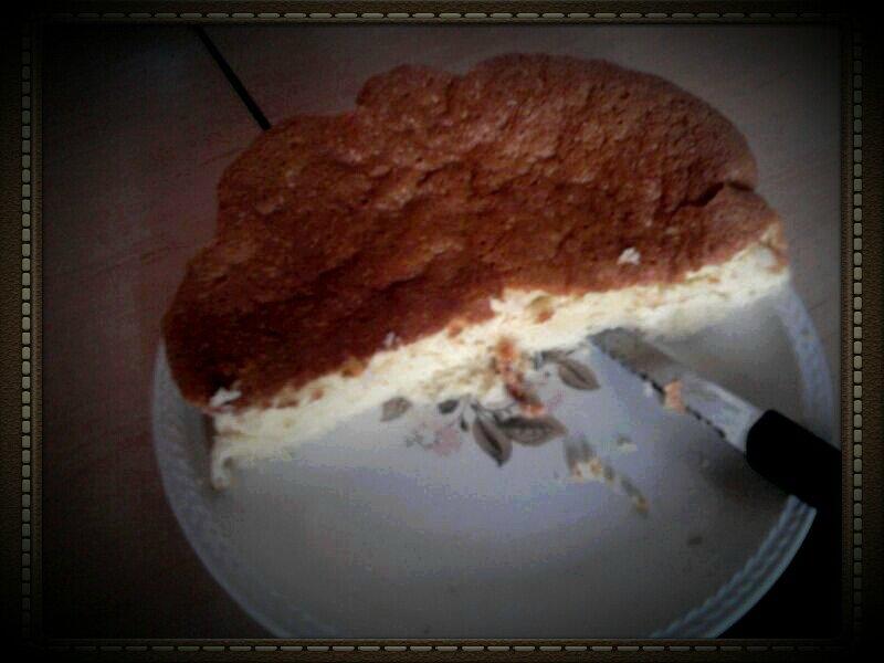 Gâteau Jeannette
