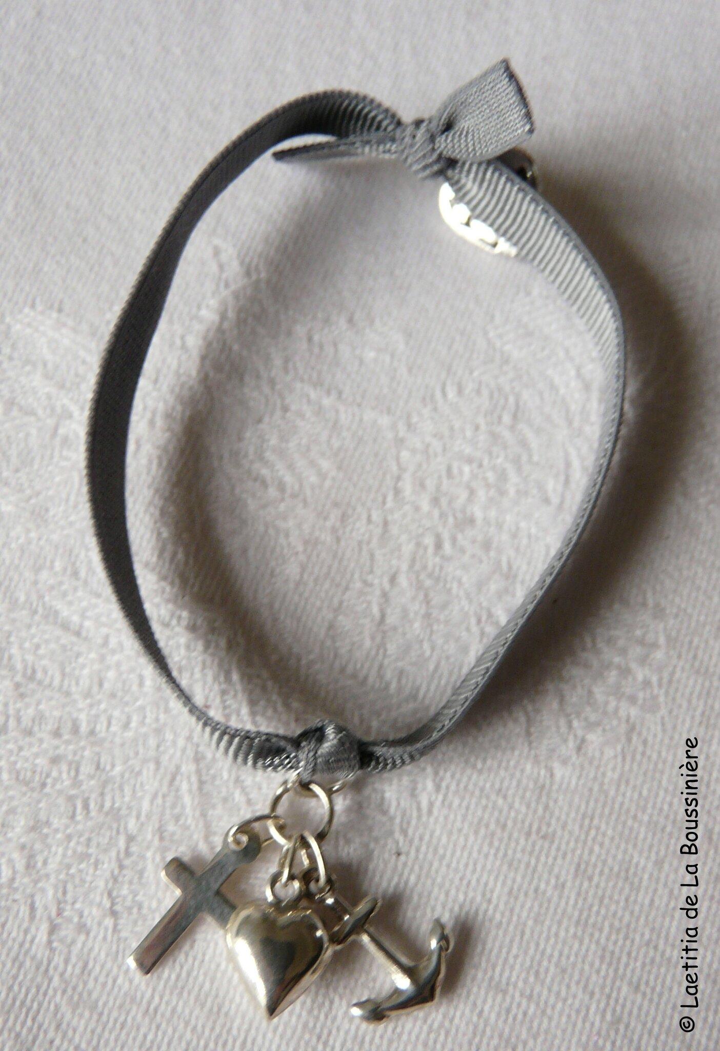 Bracelet mini Vertus Théologales