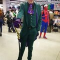 The Riddler (Cosplay)