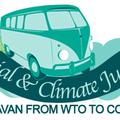 Caravane du commerce au climat du sommet de l'omc à genève à celui du climat à copenhague