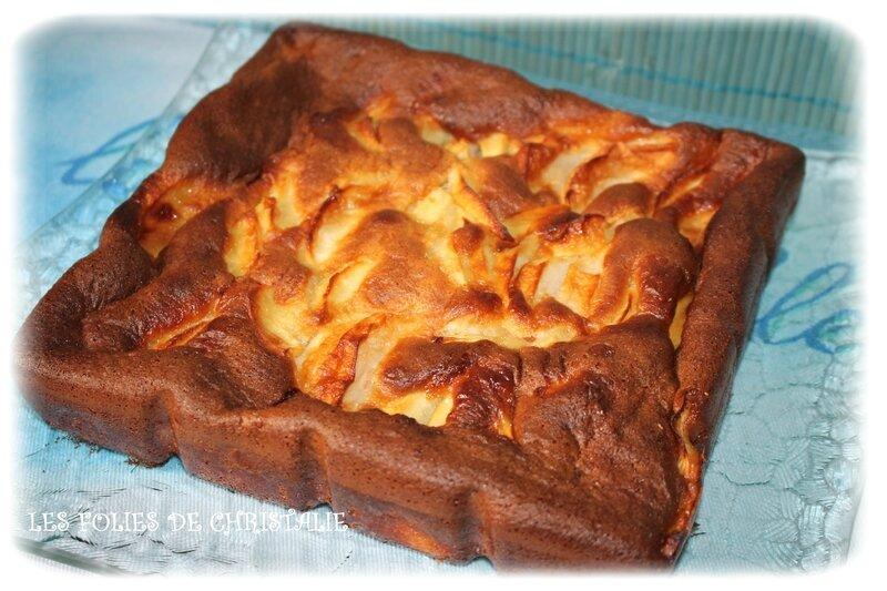 Gâteau LCS pommes 6