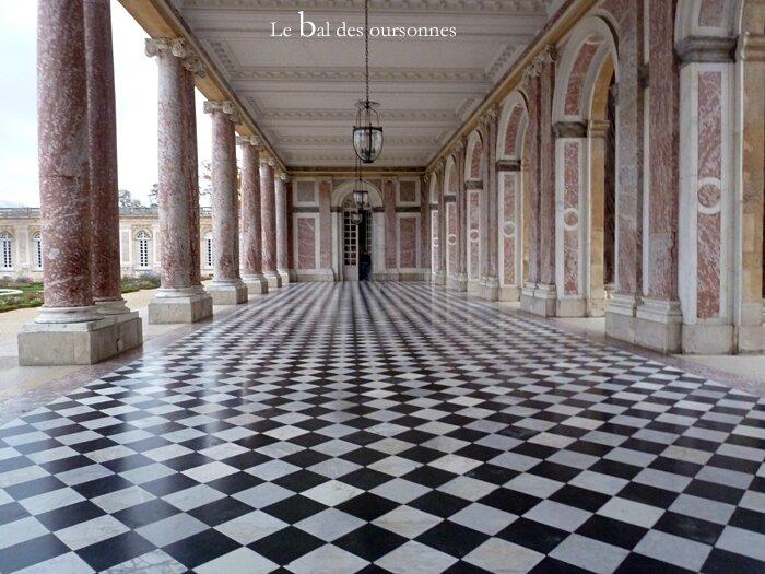 92 Blog Versailles Automne Grand Trianon de marbre