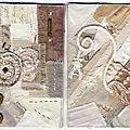 4- cartes envoyées gauche Marie-rose - droite Odile