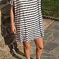 La robe looz - une poule à petits pas