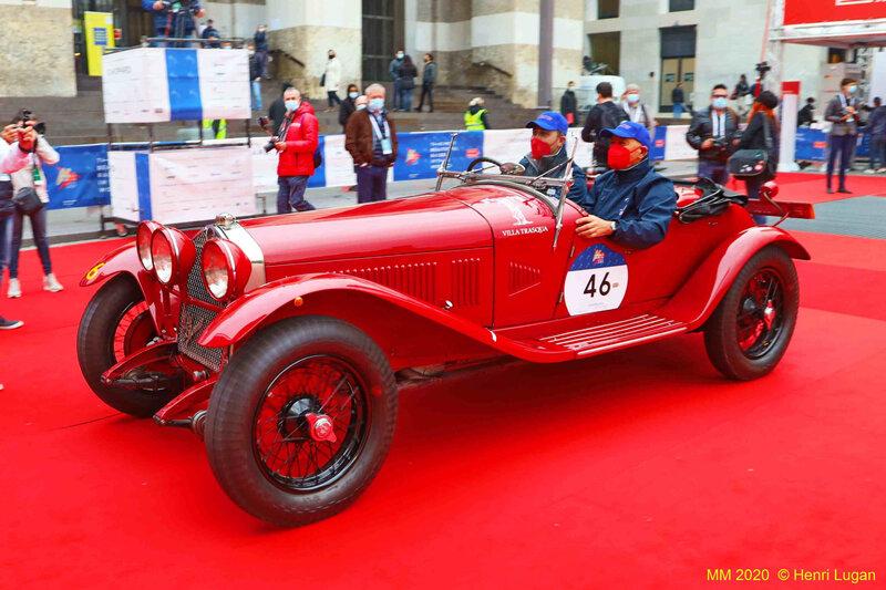 Alfa Romeo 6 C 1750 SS Zagato