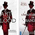 Art in the blood, de bonnie macbird
