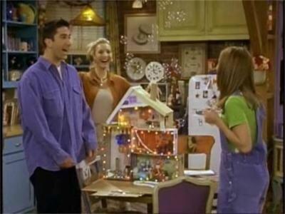 Freinds - Maison poupée Phoebe