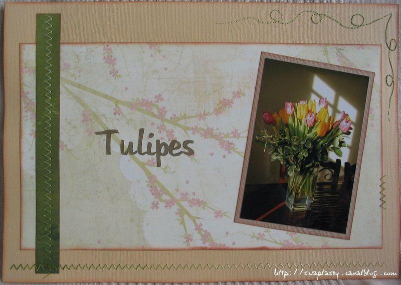 CJ Krystel - Tulipes - page droite