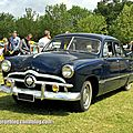 ford custom fordor sedan de 1949 (Retro Meus Auto Madine 2012) 01