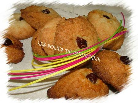 Cookies noix de coco 6
