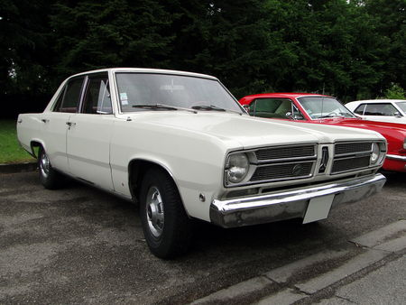 PLYMOUTH Valiant Signet 4door Sedan 1967 Retrorencard 1