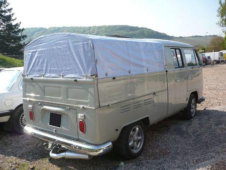 VOLKSWAGEN Combi type 2 Doka double cabine pick up Soultzmatt (2)
