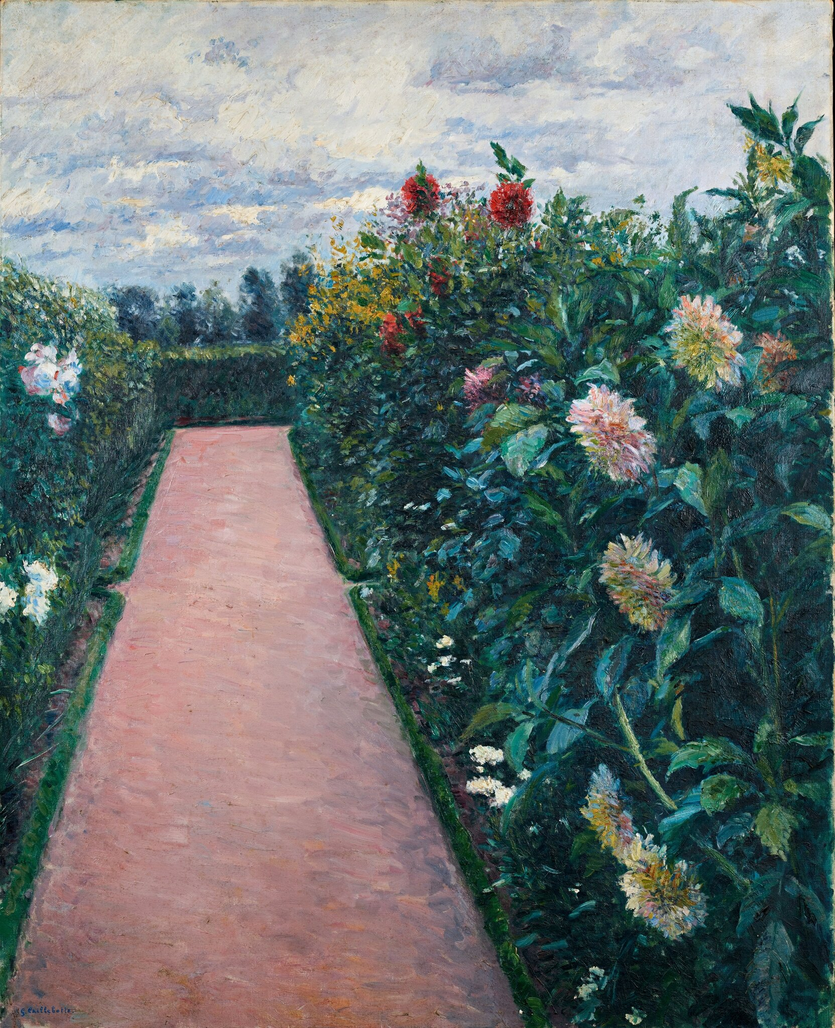 Exhibition in Madrid reveals Gustave Caillebotte\'s thematic and ...