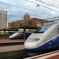 TGV Réseau-Duplex & Duplex à Lyon la Part-Dieu