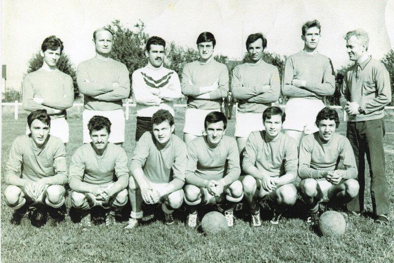1969-1970 Séniors AA