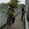 Transport de fleurs, Hue